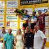 Jiří Nesveda AC SPARTA PRAHA na 3. místě na GP Kleve