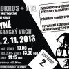 Pozvánka na cyklokros a MTB do Volyně 2.11.
