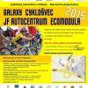 Pozvánka na cyklistický závod dětí 23.4. GALAXY CYKLOŠVEC JF AUTOCENTRUM ECOMODULA v Písku
