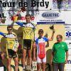 Tour de Brdy vyhráli Jiří Bareš a Katarína Hranaiová