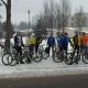 Pozvánka na vánoční a novoroční cyklistické vyjížďky v Písku