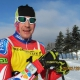Ladislav Fabišovský vyhrál potřetí MS cyklistů v běhu na lyžích