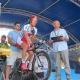 Cyklotrénink Františka Trkala na mistrovství republiky na silnici
