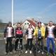 Ukončení cyklistické sezóny 2012 a neb Na kole k pomníku Christiana Battaglii v Bratronicích
