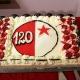 Oslavy 120 let Slavie Praha