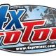 Kalendář 4X ProTour 2014