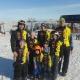 Zimní trénink dětského Galaxy teamu v Písku