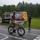 Silniční cyklistický závod kategorie masters Sezemice u Pardubic
