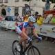 Mistrovství republiky v silničním závodě kategorie U23 ve Slavkově u Brna