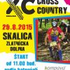K4 POWER BCAA INSTANT XC CROSS COUNTRY SKALICA 2015