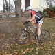 9. závod TBC série v cyklokrosu v Hrdějovicích