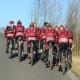 Sparta vjela do nové sezony na horských kolech