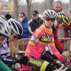 Foto z mistrovství ČR v cyklokrosu žen v Kolíně