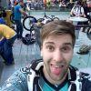 Jakub Říha /GALAXY CYKLOŠVEC/ vyhrál Downmall Tour v Bratislavě