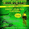 Pozvánka na Tour de Brdy 7. závod Galaxy série 1.10.2016