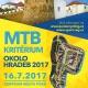 Pozvánka do Písku na MTB kritérium Okolo hradeb 16.7.