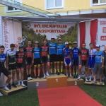 Favorit Brno U23 úspěšný v Rakousku i na MČR na dráze v Praze, kde získal celkem 5 medailí