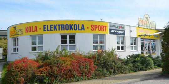 E-shop www.cyklosvec.cz a expedice objednávek jsou nepřerušeny