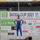 Favorit Brno U23 – Kmínek vystoupil po Bíteši na pódium