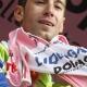 Nibali drží maglia rosa