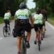 Peloton Týdne na kole i s velvyslanci