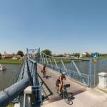 O cyklostezku podél Baťova kanálu je zájem