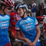 České cyklistky závodily ve Francii