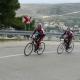 Cyklisté na Mallorcu