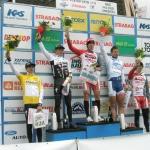 Čtvrtý závod Českého poháru cross country vyhráli Milan Spěšný a Tereza Huříková