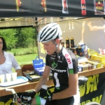 4.závod Galaxy série TREK MTB maraton Přes 3 vrchy Vysočiny vyhrál Jan Jobánek