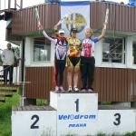 Mistrovství České republiky mládeže na dráze