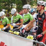 Galaxy Team Hranice na Trek MTB Maratonu Krakatit 2011