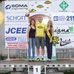 Turek vyhrál etapový závod juniorů Regionem Orlicka