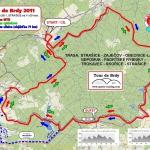 Tour de Brdy ukončí cyklistickou sezónu