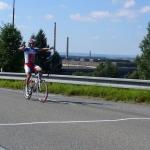 Schlegel vyhrál dva závody Českého poháru na silnici