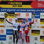 2. závod Světového poháru v Táboře – 1.Kateřina Nash, 2.Zdeněk Štybar