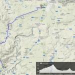 Předsilvestrovský běh z Krumlova přes Kleť do Litvínovic