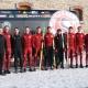 Tréninkový kemp Sparty v Chodovaru netradičně na lyžích, bruslích i kole a regenerace v pivní lázni