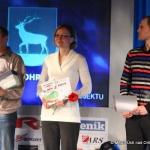 Monika Simonová druhá mezi sportovci okresu