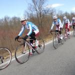 Favorit Brno na tréninkovém kempu a prvním závodě v Chorvatsku