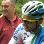 Giro d´Italia 14. etapa 1. Amador 2.Bárta