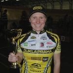 Machačová a Okrouhlický vyhráli silniční závod Velká cena Kores Strmilov