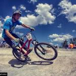 Sympatex Bike festival, Red Bull Pump Riders