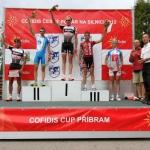 Cofidis Cup Český pohár na silnici v Příbrami vyhrál Kozubek
