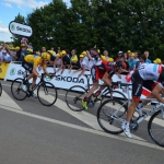 Tour de France 2012 vyhrál Bradley Wiggins