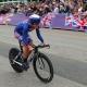 Kristin Armstrongová se v přilbě Catlike v Londýně stala olympijskou vítězkou