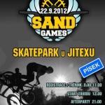 SandGames 22. září v Písku