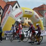 Slavnostní vyhlášení Extraligy Masters 2012 v silniční cyklistice