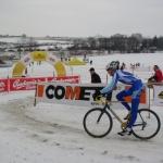 1. ročník velké ceny PRODOLI Veselí nad Lužnicí – Otevřené mistrovství Jihočeského svazu cyklistiky v cyklokrosu