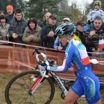 Světový pohár v cyklokrosu v Namuru – 2. Kateřina Nash